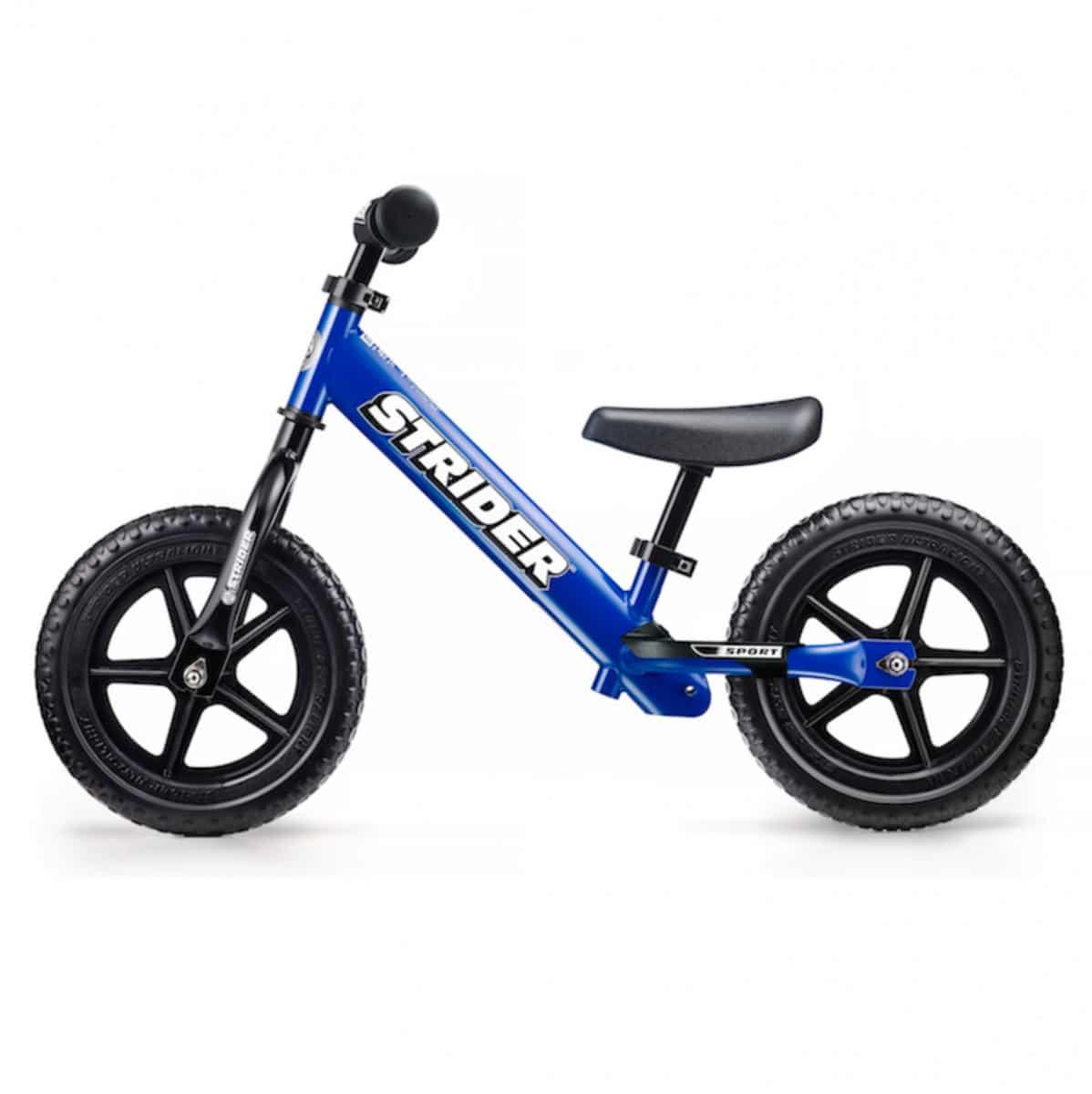 Strider Sport兒童平衡車(藍色 Blue) Balance Bike Papa Workshop