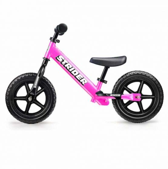 美國Strider Sport兒童平衡車(粉色-Pink)