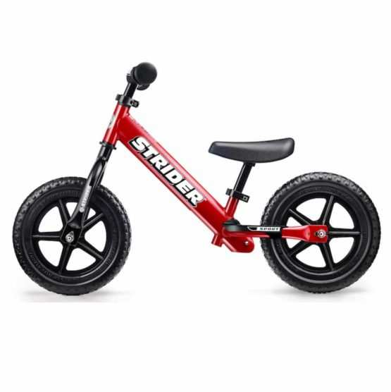 Strider Sport兒童平衡車(紅色-Red)