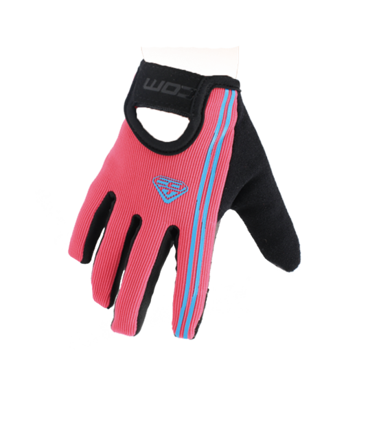 COM 兒童全指手套 kid glove GL01-pink