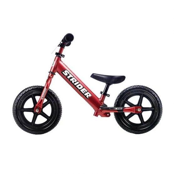 兒童平衡車 Strider 12Pro METALLIC MAROON
